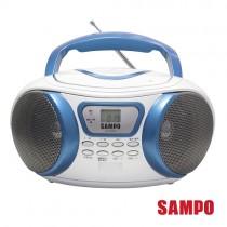 SAMPO聲寶 手提CD/MP3音響 AK-W1303ML