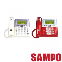 SAMPO聲寶 來電顯示有線電話 HT-W902L