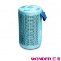 WONDER旺德 藍牙隨身音響 WS-T020U-A 湖水藍