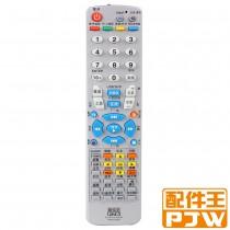 配件王 DVD萬用型遙控器 RM-UA08
