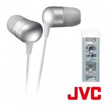 JVC 立體聲耳塞式耳機 HA-FX35-S