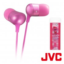JVC 立體聲耳塞式耳機 HA-FX35-P