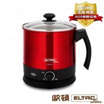 ELTAC歐頓 2.2公升不鏽鋼美食鍋 EBK-08【福利品】