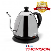 THOMSON湯姆盛 咖啡細口壺304不鏽鋼快煮壺(0.8ml) SA-K02 【福利品】手沖