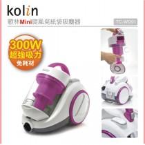 KOLIN歌林 Mini旋風免紙袋吸塵器 TC-WD01