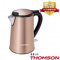 THOMSON 1.5L雙層不鏽鋼快煮壺 TM-SAK13【福利品】