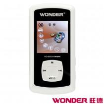 WONDER旺德 MP3數位播放器 WD-8903V(4GR)【福利品】