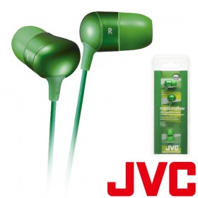 JVC 立體聲耳塞式耳機 HA-FX35-G
